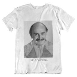 T-shirt malentendu